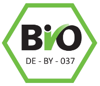 Nous sommes certifiés biologiques DE-ÖKO-037