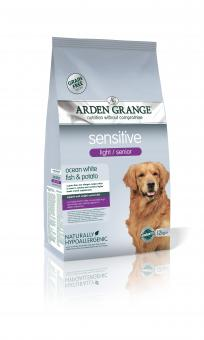 *NEU* Arden Grange Sensitive Light/Senior - Getreidefrei 12 kg