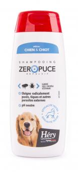 Héry Zéro Puce Chien - Shampooing