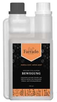 Farrado Herbal Vital Elixir MOUVEMENT