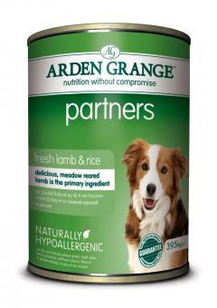 Arden Grange Chien - Partners Agneau
