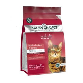 Arden Grange Chat - Poulet - sans céréales 4 kg