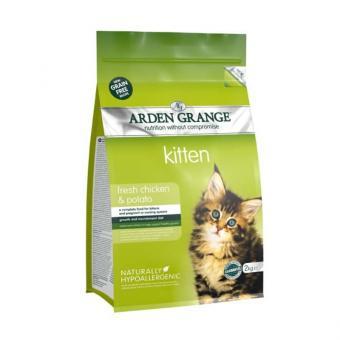 Arden Grange Chaton - Poulet - sans céréales