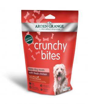 Arden Grange Crunchy Bites au Poulet frais
