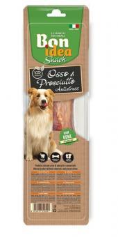 Os de porc pour chien, séché, emballé séparément