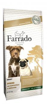 FARRADO Chien - Cheval sans cereales 4 kg
