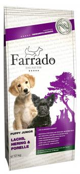 Farrado Chiot/Junior - Saumon sans cereales