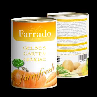 FARRADO Légumes jaunes du jardin