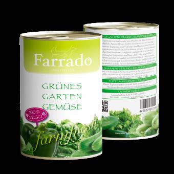 FARRADO Légumes verts du jardin