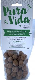 "FARRADO ""Pura Vida"" Superfood - truffes d'agneau 100% naturelles"