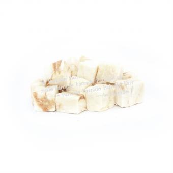 FARRADO Friandises al Naturale 100 % 100% Poisson Blanc, lyophilisé