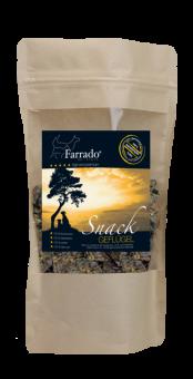 FARRADO Chien - Friandises 200 gr. - 100% sans céréales Volaille