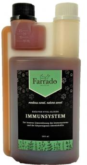 Farrado Herbal Vital Elixir IMMUNSYSTEM