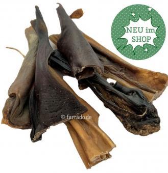 Peau de chameau séchée pour chiens, hypoallergénique