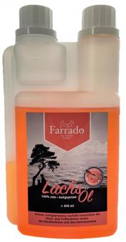 Farrado Huile de saumon - 100% pure, pressée à froid