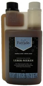 Farrado Herbal Vital Elixir LIVER KIDNEYS