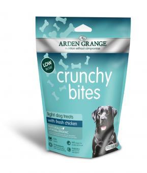 Arden Grange Crunchy Bites light au Poulet frais