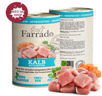 Farrado Chien - 100% Pure viande de venaison