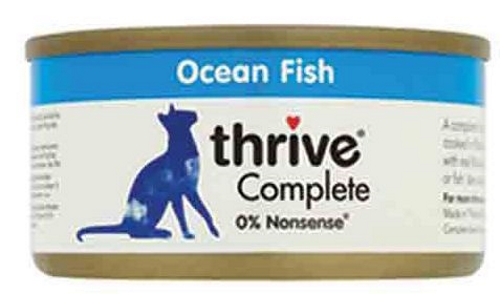Thrive Chat - Poisson de Mer 75g