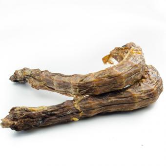 Cous de dinde XXL délicatement séchés – 1 kg