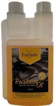 Farrado Huile de germe de riz - 100% pure sans additifs