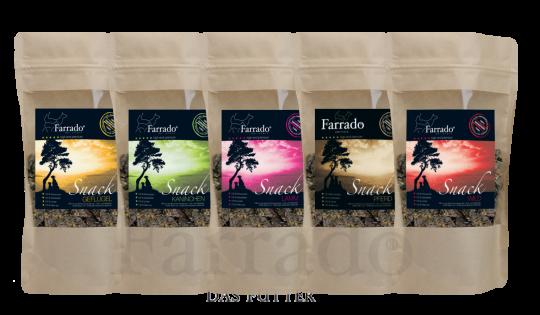 FARRADO Chien - Friandises 200 gr. - 100% sans céréales