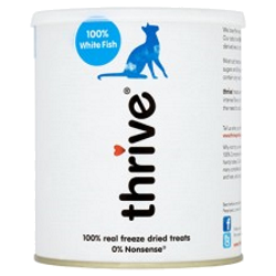 Thrive Chat - Friandise Maxi Poisson 110gr.