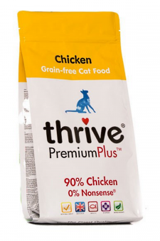 Thrive Chat - Poulet - sans céréales