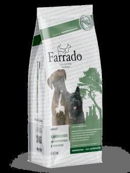 Farrado Chien - Lapin sans cereales 4 kg