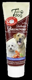 Tubi Friandises Chien Crème au Bacon