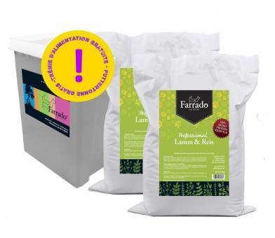 SONDERAKTION FARRADO - Lamm & Reis Monoprotein 14 kg *NEU*