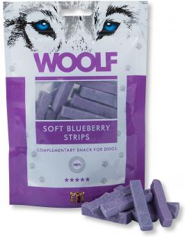 WOOLF bande doux de bleuets