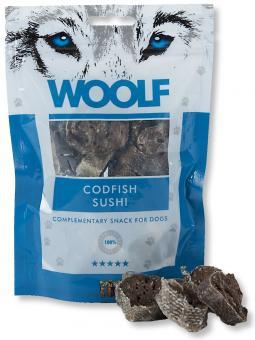 WOOLF sushi morue