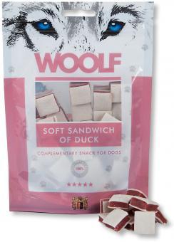 WOOLF sandwich de canard