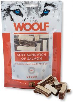 WOOLF sandwich de saumon